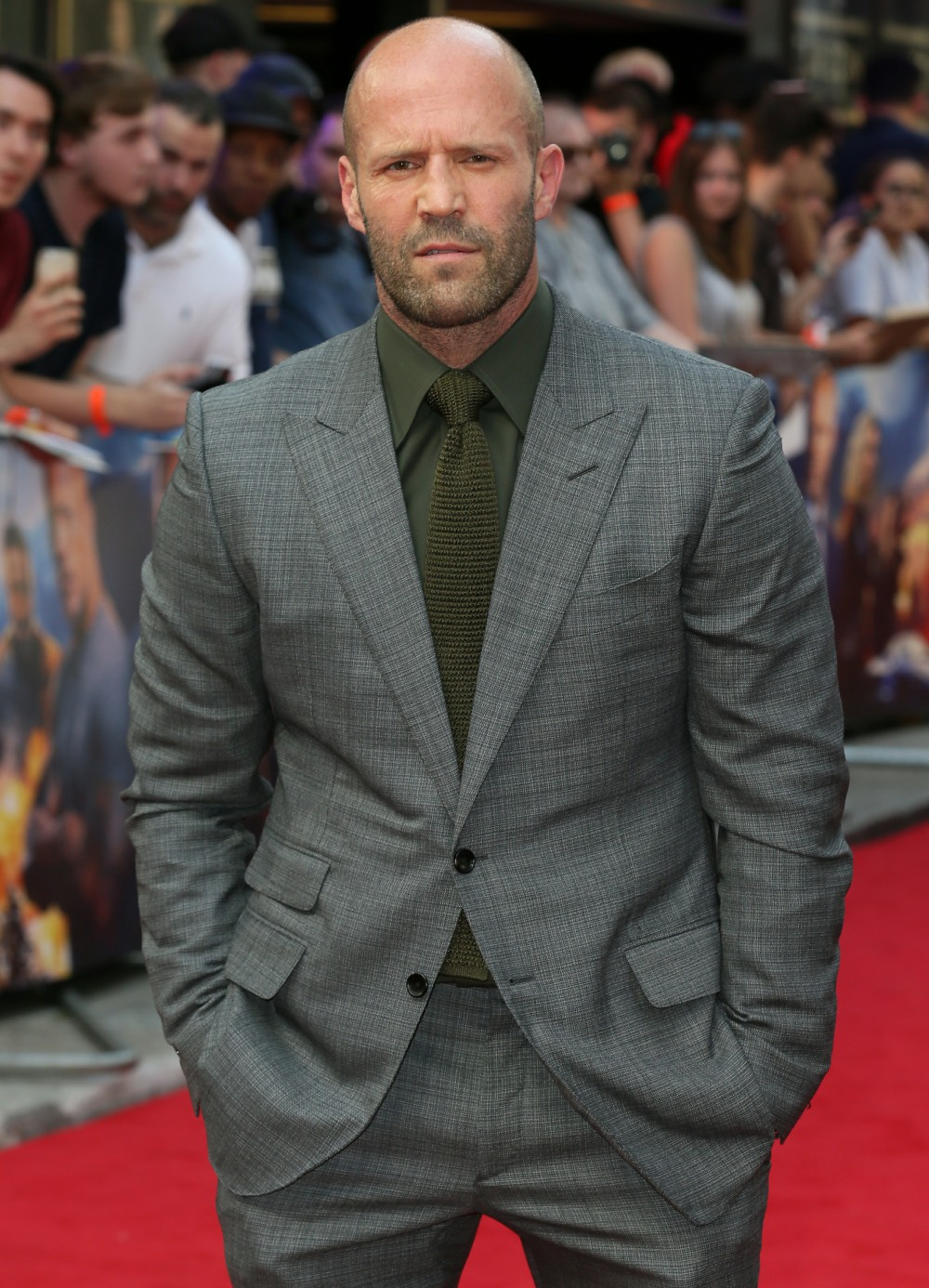 The Special Screening of 'Fast & Furious: Hobbs & Shaw' held at the Curzon Mayfair