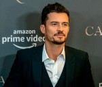 Orlando Bloom at the Carnival Row Special Screening
