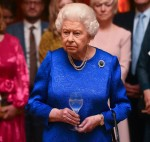 The Queen Elizabeth Diamond Jubilee Trust reception