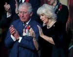 Prince Charles, Prince of Wales and Camilla, Duchess of Cornwall attend the annual Royal British Legion Festival of Remembrance at the Royal Albert Hall on November 09, 2019 in London, England.