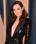 Gal Gadot at the 2020 Vanity Fair Oscar Party at Wallis Annenberg Center for the Performing Arts