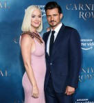 (FILE) Katy Perry Expecting First Baby With Fiance Orlando Bloom. Katy Perry has revealed that she i...