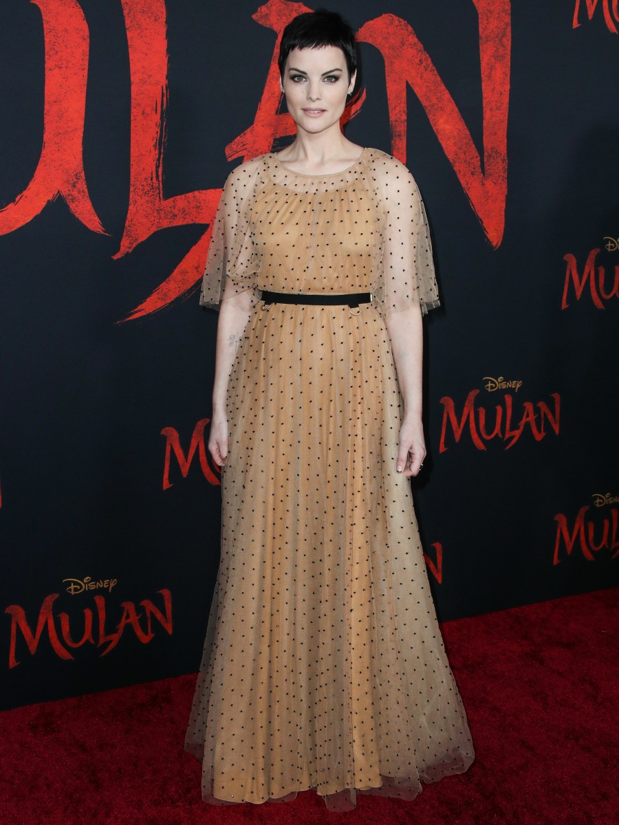 L'attrice Jaimie Alexander arriva al World Pr ...
