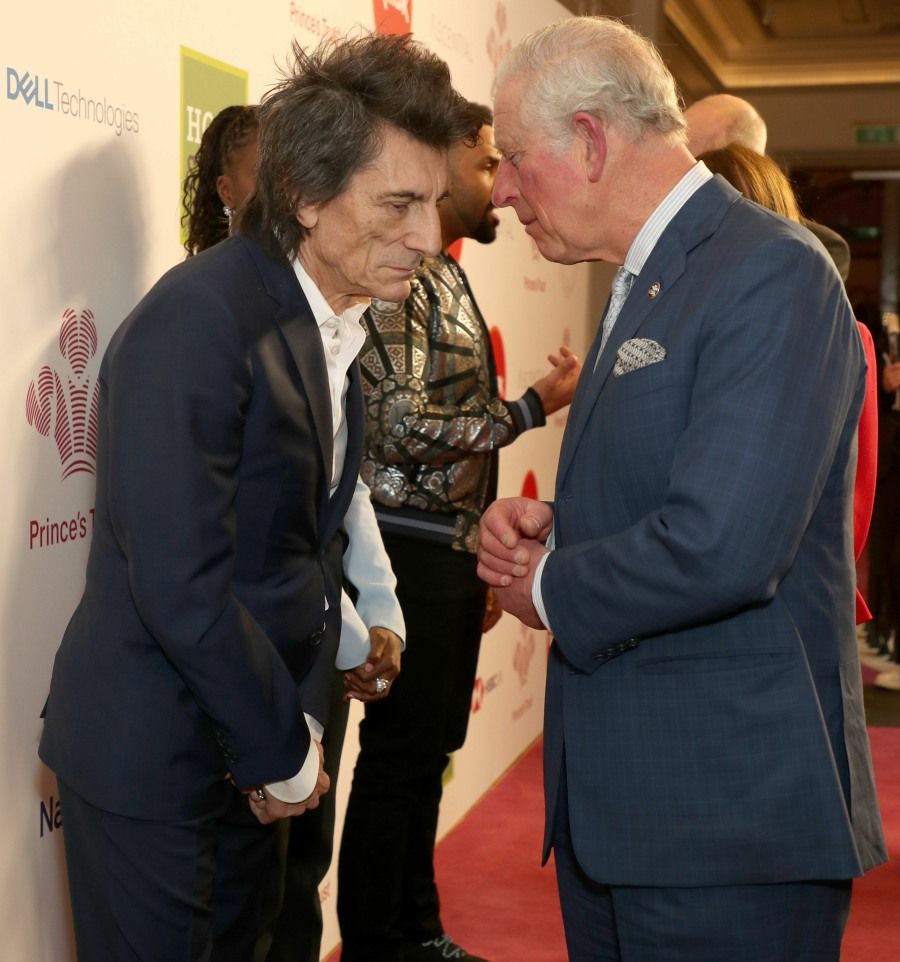 National Prince's Trust Awards 2020