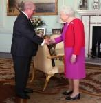 Audiences at Buckingham Palace
