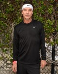 Gavin Rossdale and other celebs attend Chris Evert/Raymond James Pro-Celebrity Tennis Classic