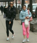 Katie Holmes and Suri Cruise are spotted out and about Saturday afternoon