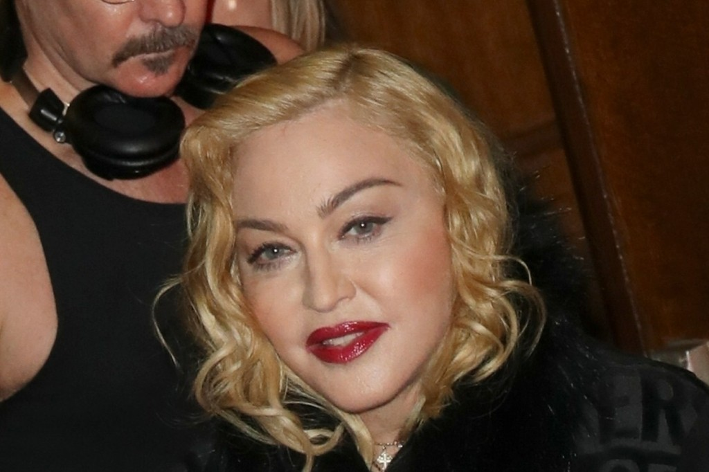 Madonna leaves her Madame X world tour in London