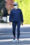 Jennifer Garner goes for a walk wearing a mask amid the recommendations that Americans cover their faces