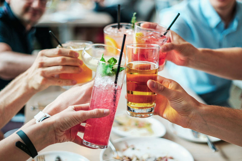 group-of-people-doing-cheers-544961