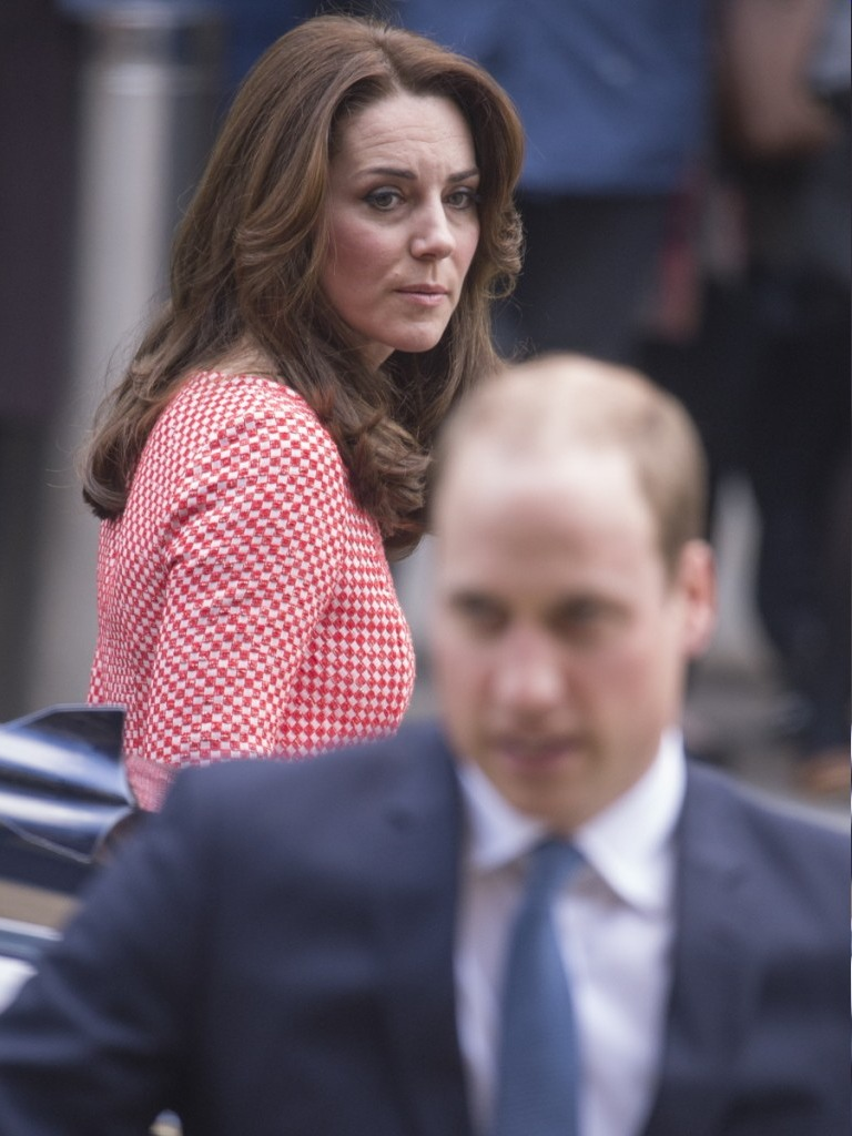 Ingrid Seward: Duchess Kate wears the pants (jeggings) in her marriage