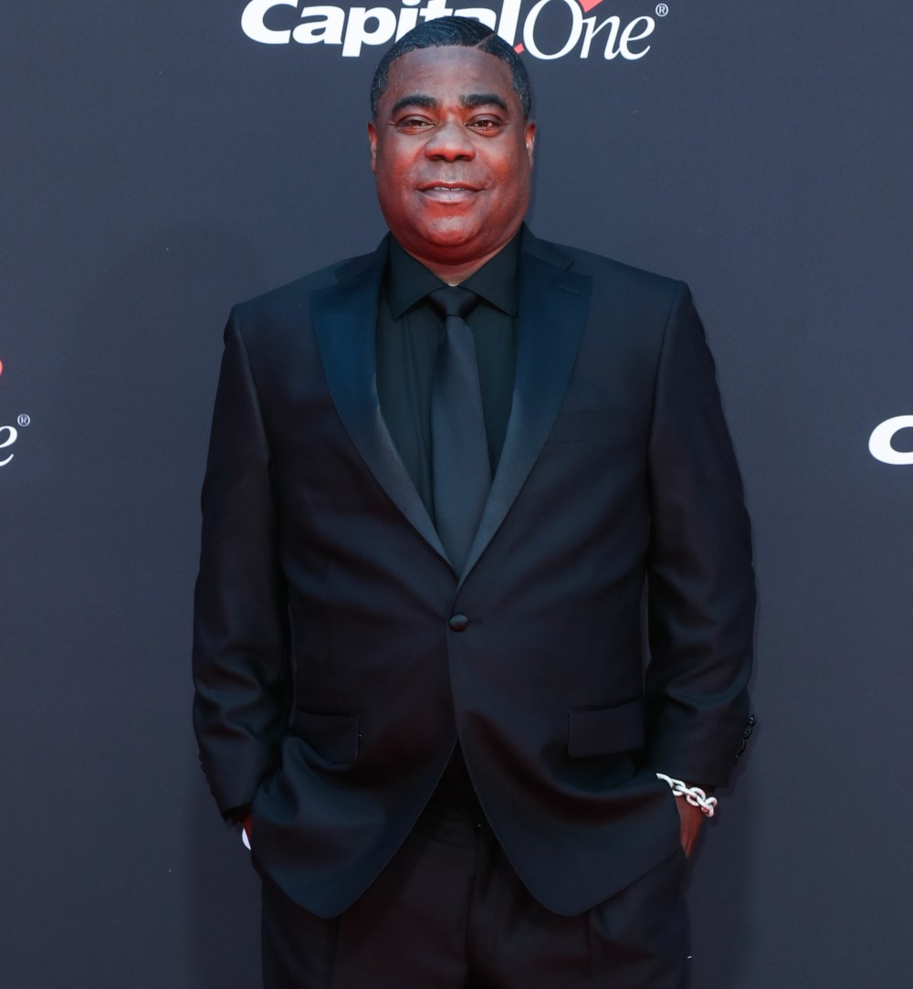 Actor Tracy Morgan arrives at the 2019 ESPY Awards held at Microsoft Theater L.A. Live on July 10, 2019 in Los Angeles, California, United States. (Photo by Xavier Collin/Image Press Agency)