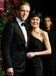 Damian Lewis, Helen McCrory poses at the 65th Evening Standard Theatre Awards on Sunday 24 November 2019