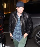 Robert Pattinson arrives to the AMC Lincoln Center for a Thursday evening movie screening