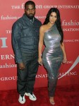 Kim Kardashian West and Kanye West attend the 2019 FGI Night Of Stars Gala