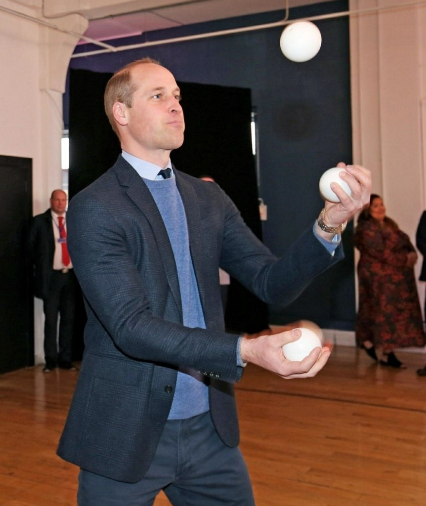 Duke and Duchess of Cambridge visit Ireland - Day 3 Galway