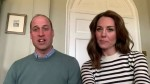 Prince William and Catherine, Duchess of Cambridge reveal how they stay in touch with the rest of the Royal family