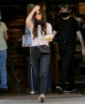 Megan Fox ditches her mask getting lunch from Erewhon Market