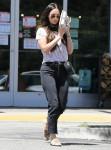 Megan Fox grabs lunch from Erewhon Market in Calabasas