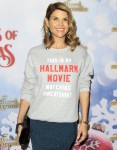 Lori Loughlin at arrivals for Hallmark C...