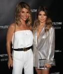 Lori Loughlin e sua figlia Olivia Jade al lancio di PrettyLittleThing di Kourtney Kardashian .. (Los Angeles, CA)