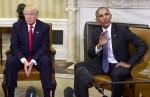 Obama Meets Trump