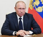 RUSSIA MOSCOW PUTIN COVID 19 RESTRICTIONS ENDING