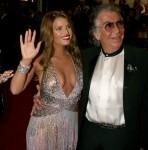 Jessica Simpson and Roberto Cavalli