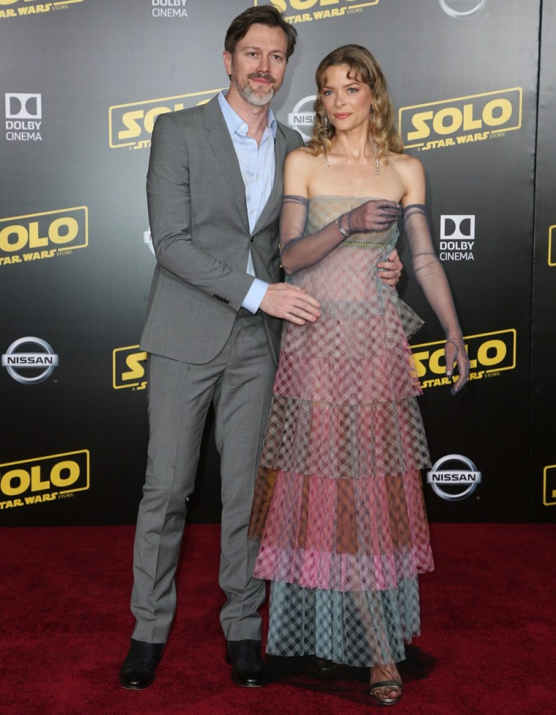 """Premiere Of Disney Pictures And Lucasfilm's """"Solo: A Star Wars Story"""""""