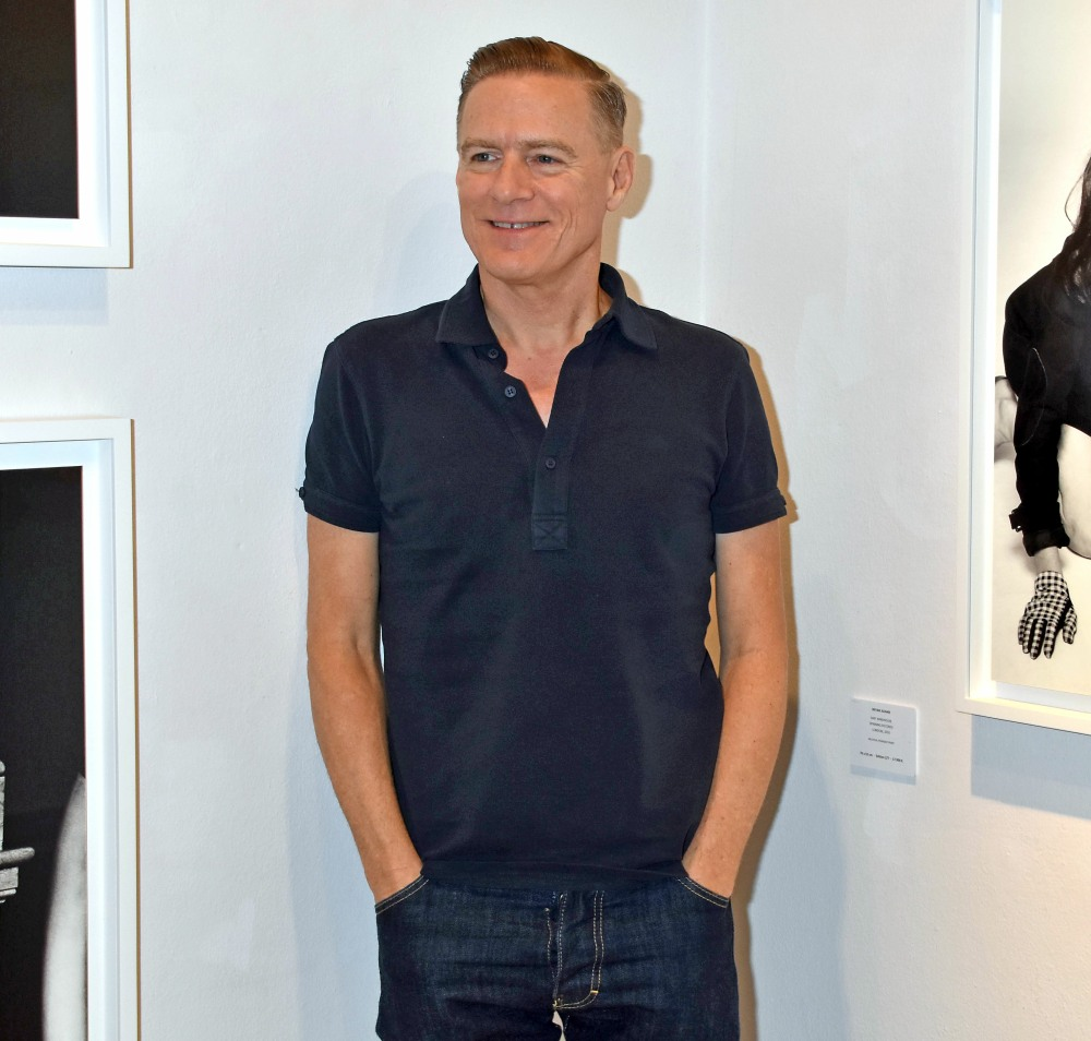 Vernissage Exposed by Bryan Adams
