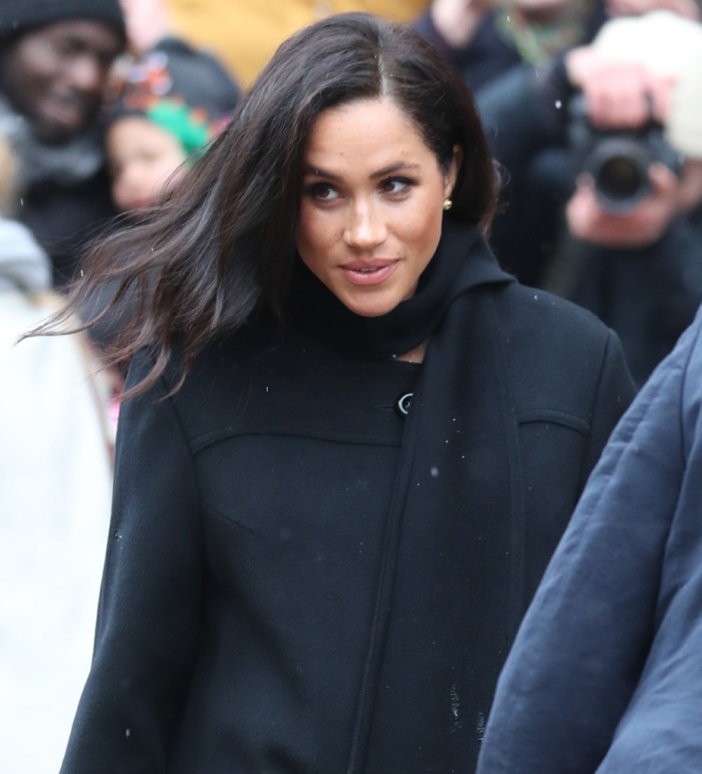 Prince Harry and Meghan, Duke and Duchess of Sussex in Bristol