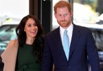 Britain's Prince Harry and Meghan, Duchess of Sussex, attend the WellChild Awards Ceremony in London