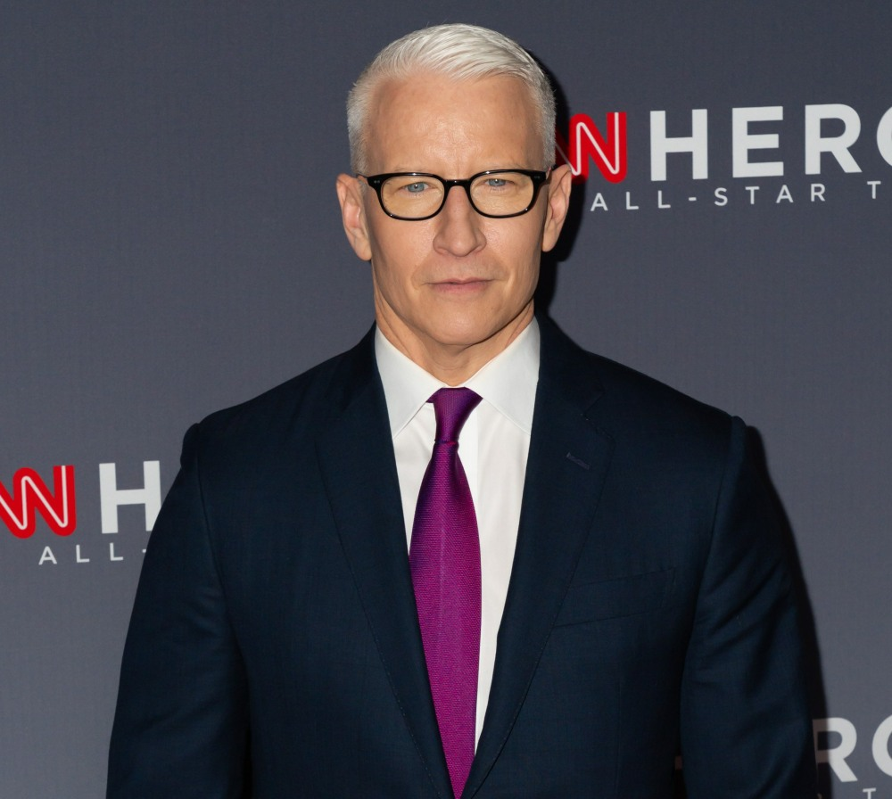 Anderson Cooper at arrivals for 13th Ann...
