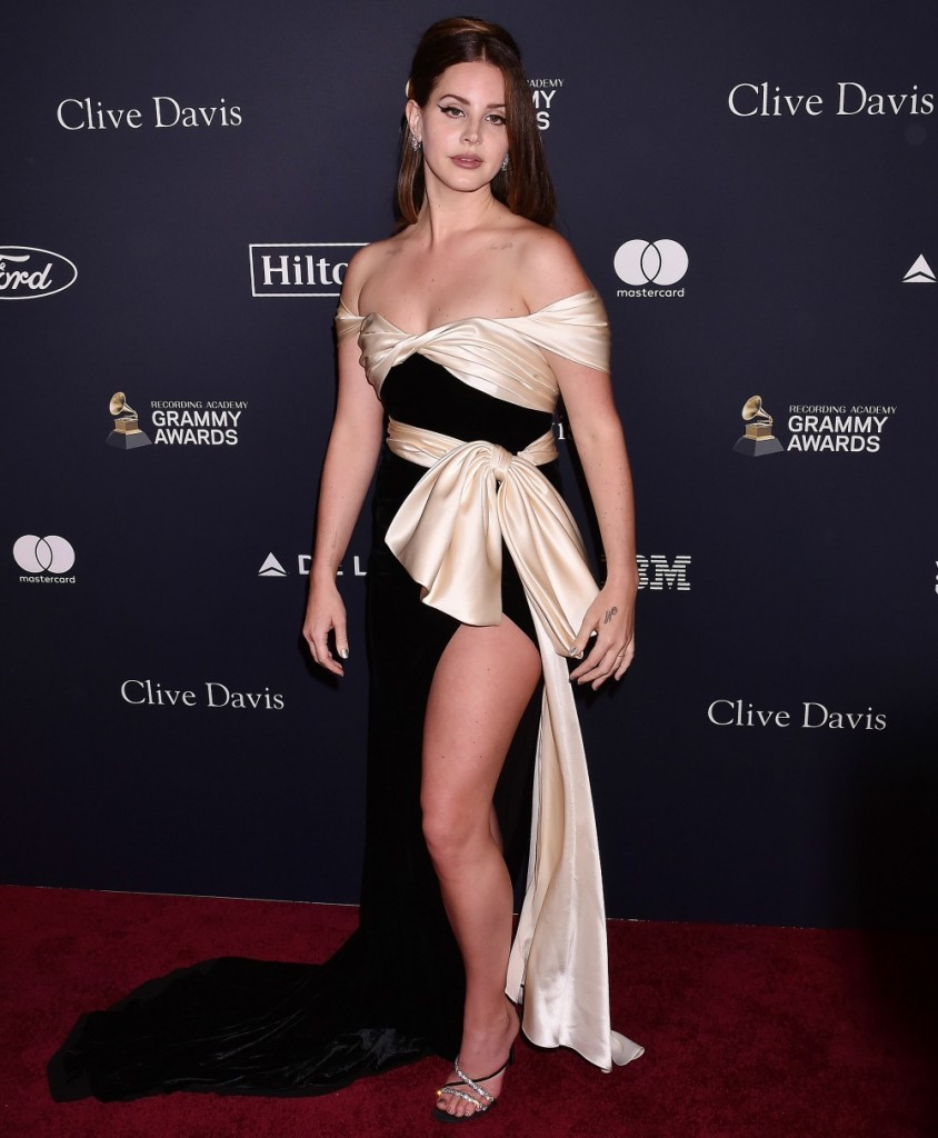 """Lana Del Rey at the Pre-GRAMMY Gala and GRAMMY Salute to Industry Icons Honoring Sean """"Diddy"""" Combs"""