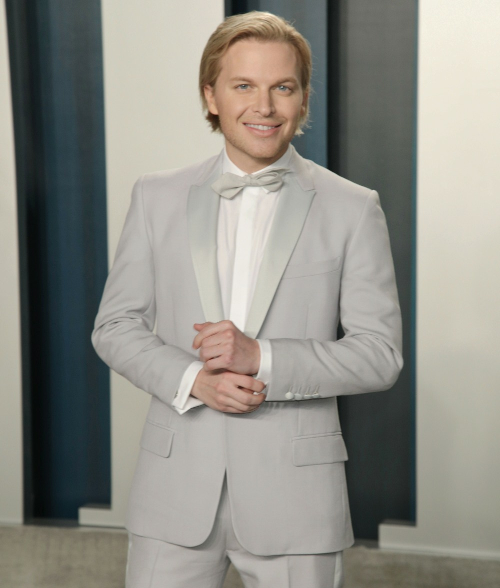 Ronan Farrow attends the 2020 Vanity Fair Oscar Party Celebrating the 92nd Annual Academy Awards hos...