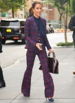 Jessica Mulroney looks elegant in NYC