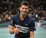 Novak Djokovic wins the Rolex Paris Masters 2019 tournament against Denis Shapovalov