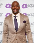 Intervista a Terry Crews presso lo studio Q102