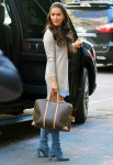 """Jessica Mulroney arrives to the """"Brideside Bridesmaid"""" in NYC"""
