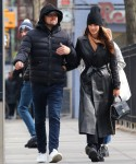Leonardo DiCaprio and Camila Morrone are all smiles as they spend a romantic afternoon in NYC