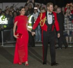Duke and Duchess of Sussex attend the Mountbatten Festival of Music