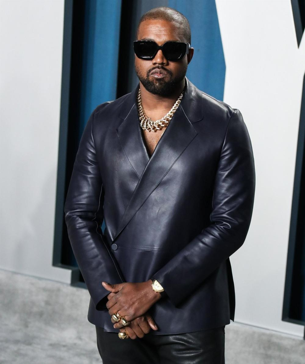 Kanye West è ora ufficialmente un miliardario secondo Forbes ** FOTO FILE **