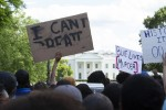 George Floyd Protest In Washington DC