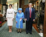 Donald Trump visit to UK