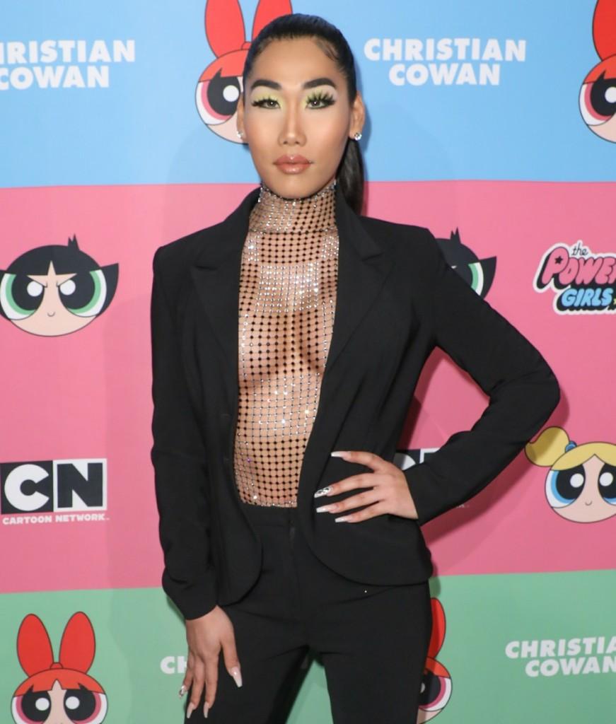 Christian Cowan x The Powerpuff Girls Fashion Show - Arrivals