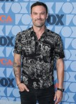 Actor Brian Austin Green arrives at the FOX Summer TCA 2019 All-Star Party held at Fox Studios on August 7, 2019 in Los Angeles, California, United States.