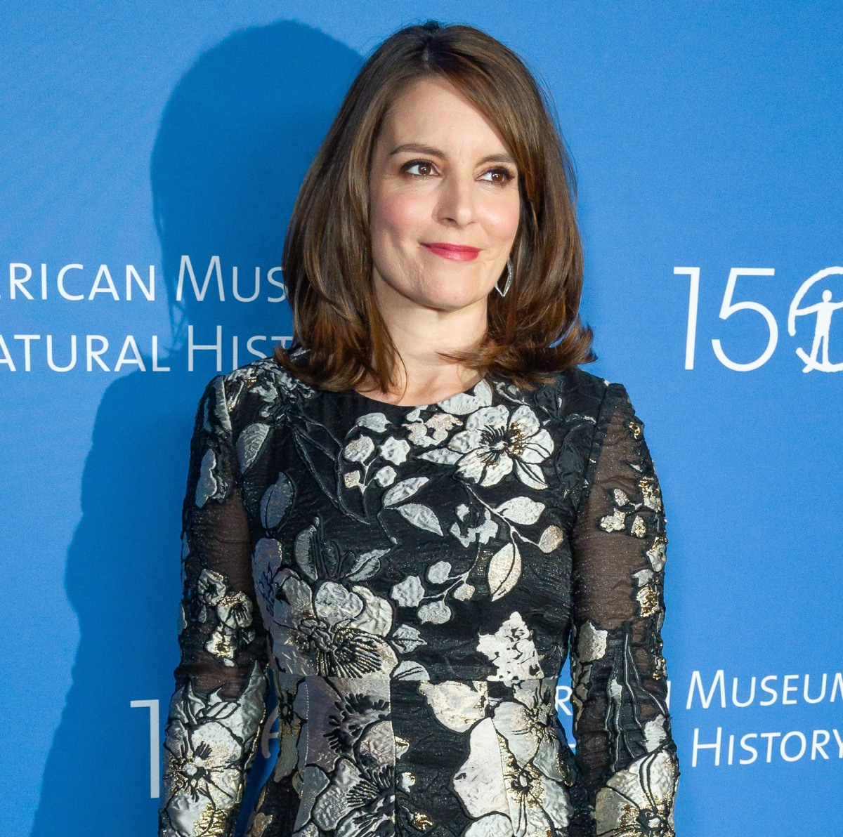 Tina Fey at arrivals for American Museum...
