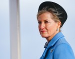La contessa di Wessex partecipa alla parata del sovrano