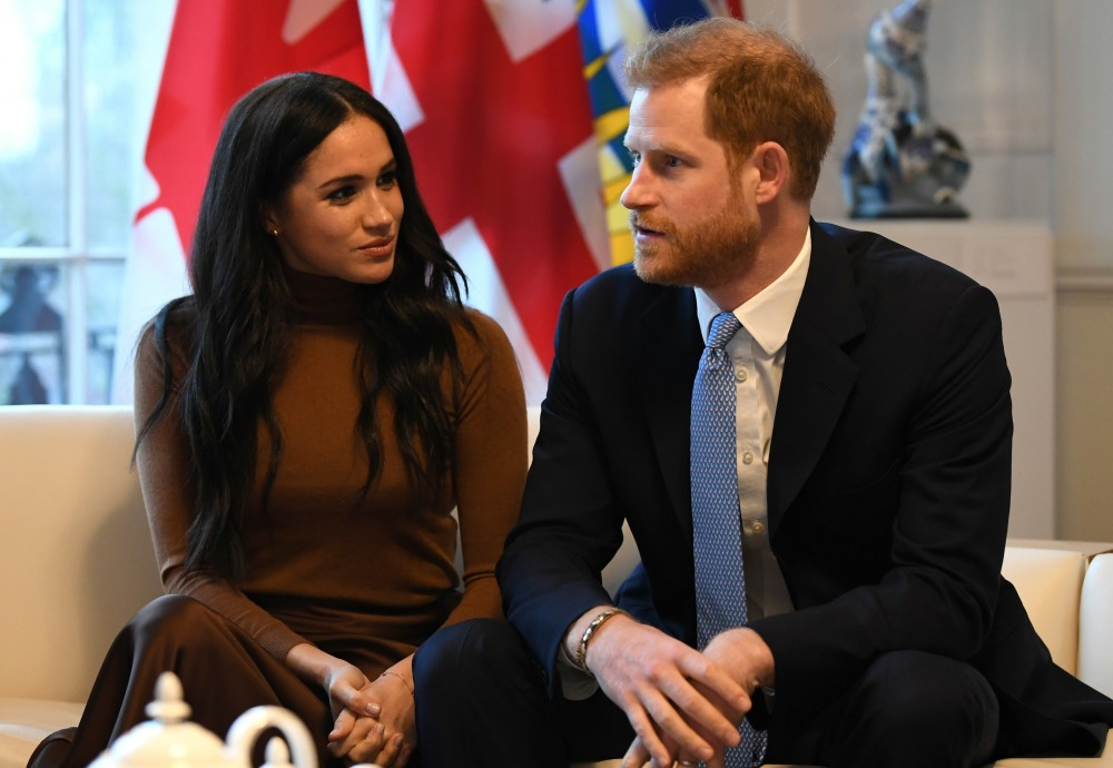 The Duke & Duchess of Sussex probably won't launch Archewell this year?