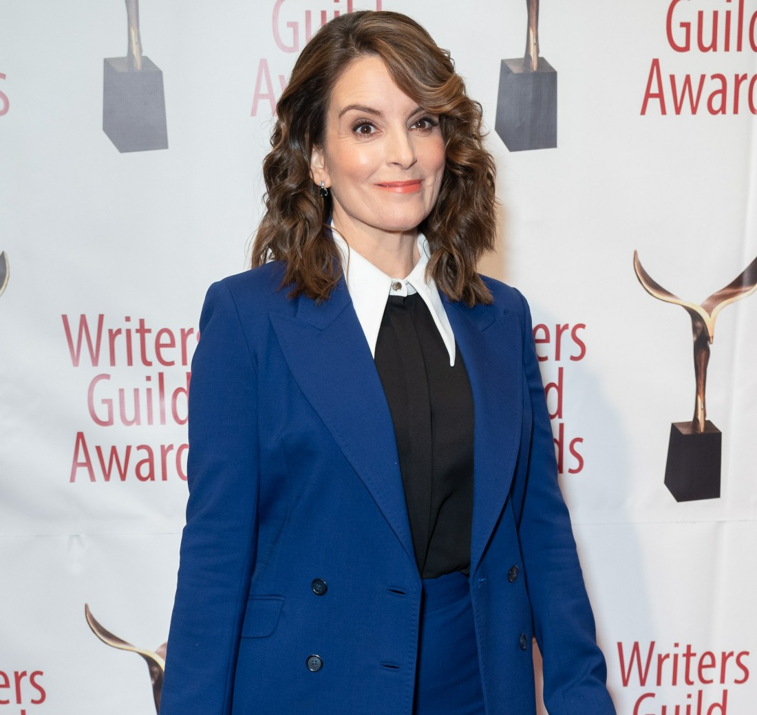 Tina Fey at arrivals for The 72nd Annual...